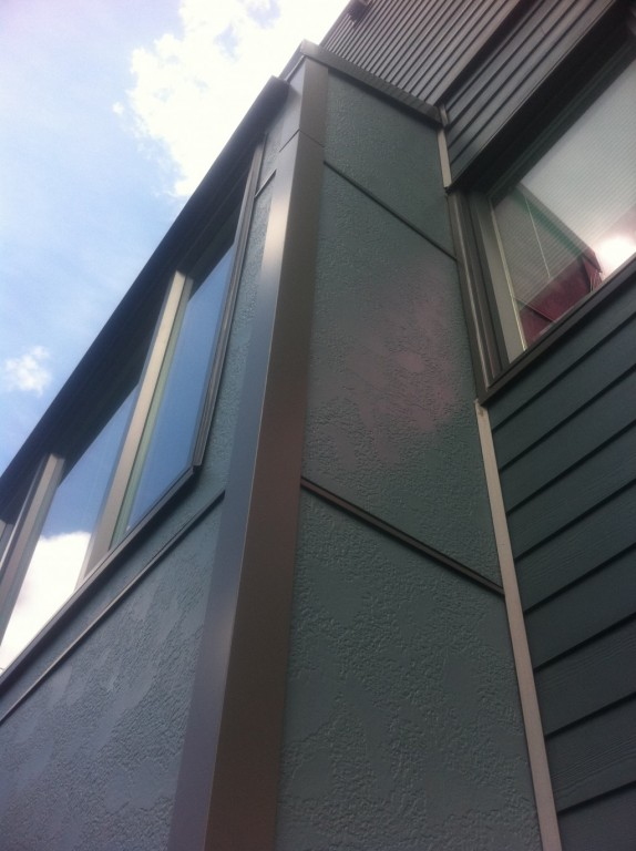 York Maple Townhouses Vancouver Ajax Building Products